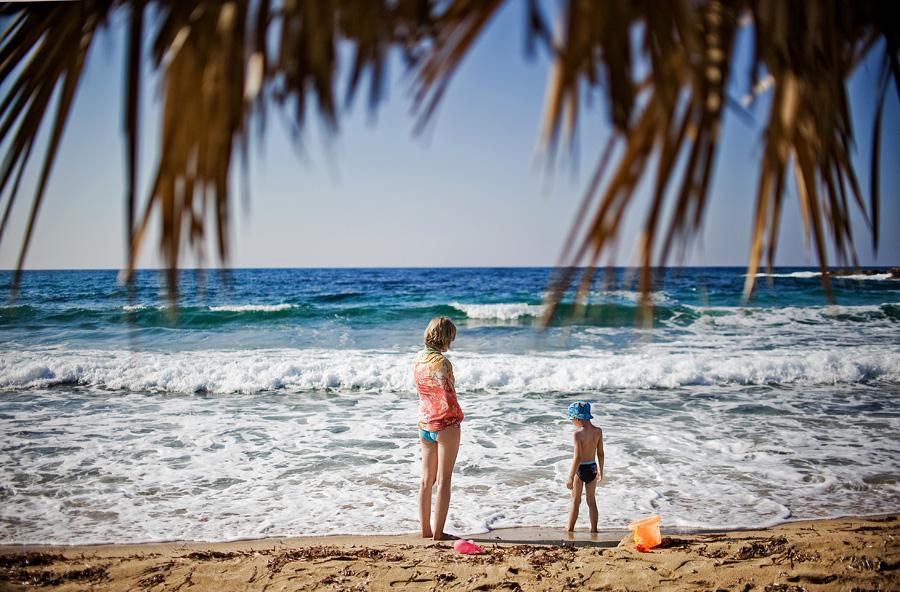 stavros plaża