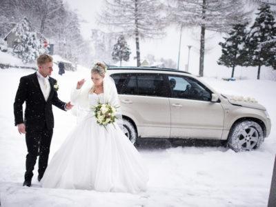 Reportaż ślubny Szczyrk - Hotel Alpin