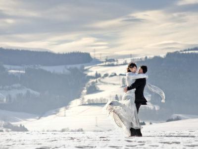 Österreich - czyli zimowy plener ;)